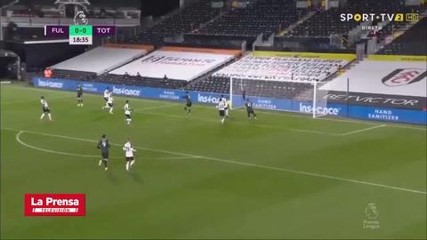 Fulham 0-1 Tottenham (Premier League)