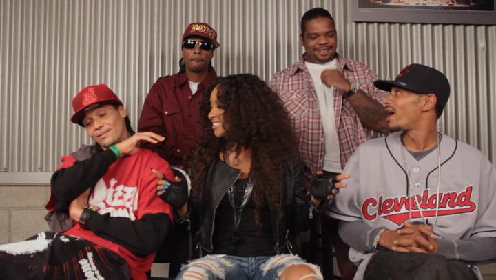 Bone Thugs-N-Harmony and Kurupt