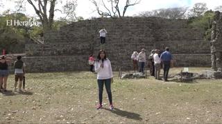 Tierra Adentro en el Parque Arqueológico de Copán Ruinas