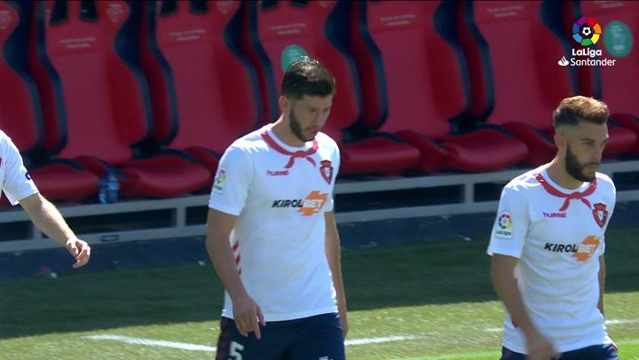 LaLiga (J36): Resumen y goles del Osasuna 2-1 Celta