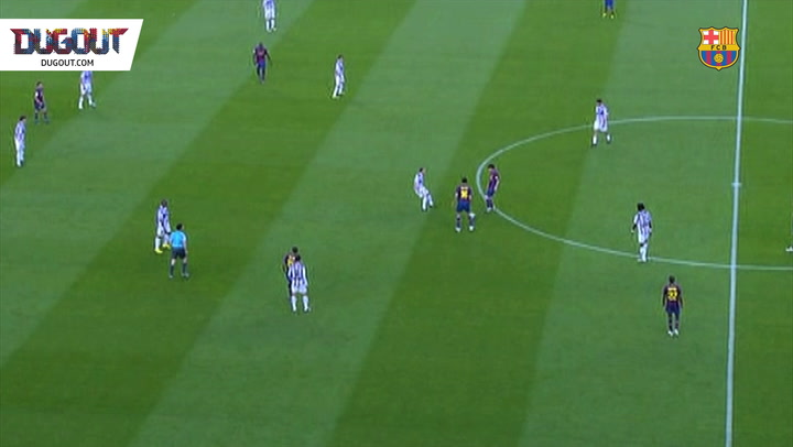 Leo Messi & Yaya Touré Link Up For Classic Goal!