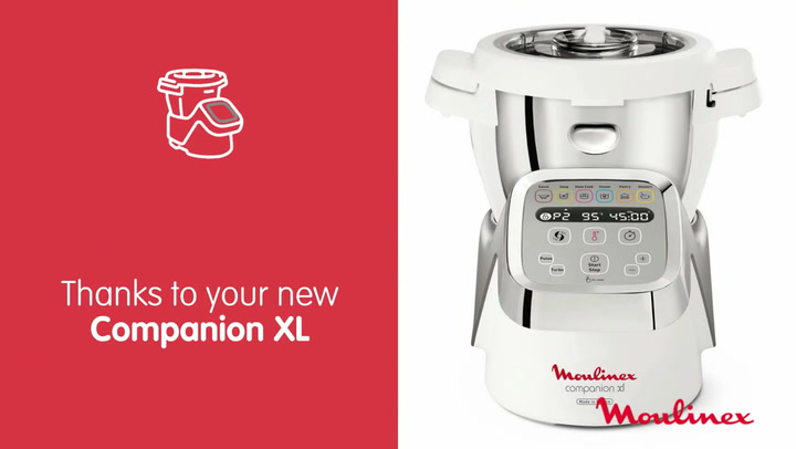 Preview image of Moulinex Companion XL Multifunctional Food Process video