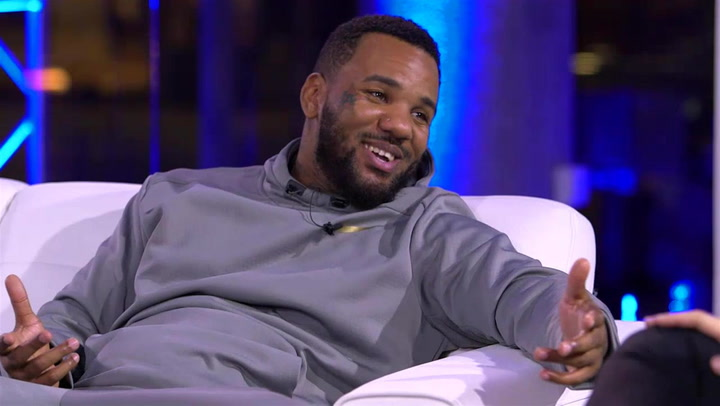 """The Game Talks Dr. Dre's """"Priceless Input"""""""