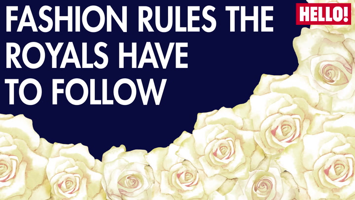 Fashion Rules Royal Ladies Have to Follow