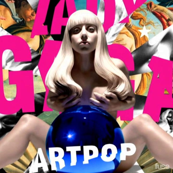 "Lady Gaga Debuts New Song ""Gypsy"" In Berlin"