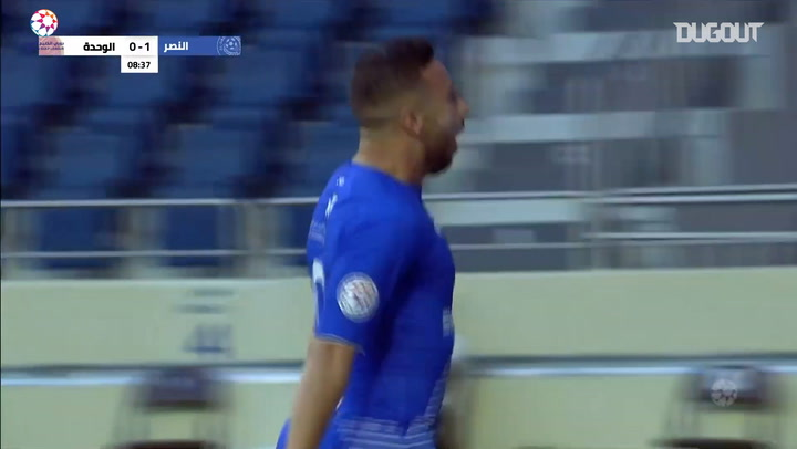 Highlights: Al-Nasr 2-2 Al-Wahda