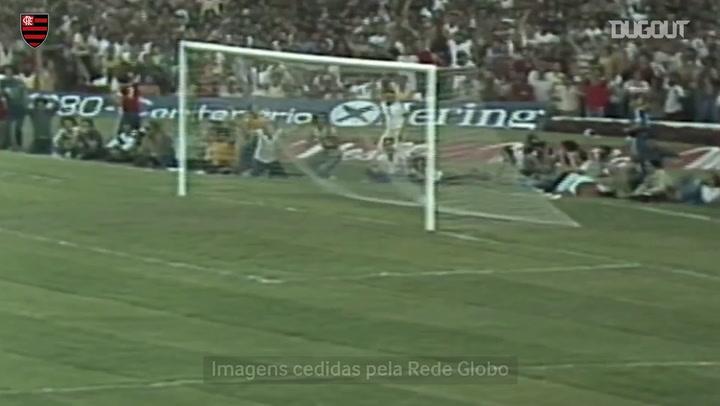 عودة بالذاكرة: فلامينجو يتوج بأول ألقابه في الدوري البرازيلي