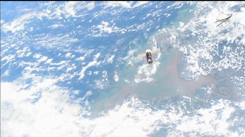 Nave con robot humanoide ruso no logra acoplarse a estación espacial