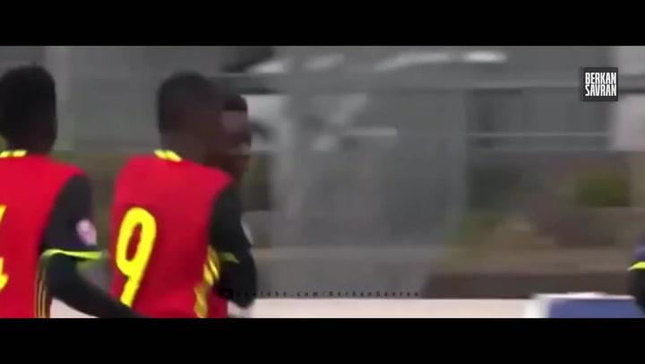 Jérémy Doku, el 'nuevo Mané' al que el Liverpool vigila