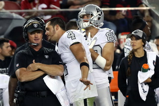 Vegas Nation: Gruden downplays sideline encounter with Guenther