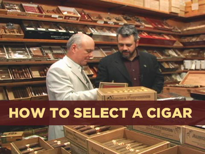 How To Select a Cigar
