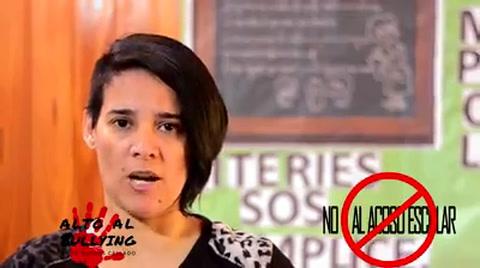 Una nena que es hostigada en la escuela no quiere volver a clases