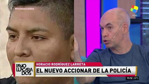 Rodríguez Larreta salió en respaldo de Chocobar y defendió su accionar