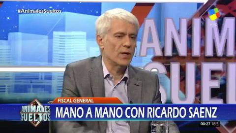 Desde el primer día pensamos que la muerte de Nisman era un homicidio, dijo el fiscal Sáenz