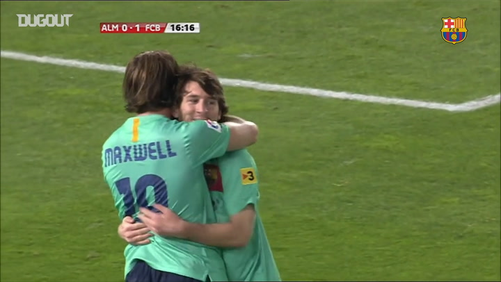 Hat-Trick Heroes: Leo Messi Vs Almeria