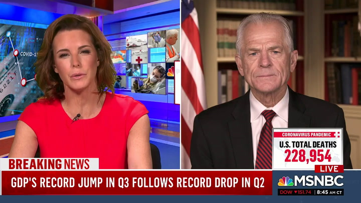 MSNBC's Ruhle: Hunter Biden Allegations Have Been 'Debunked'