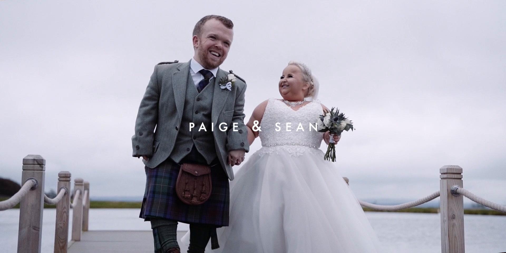 Paige Stevenson + Sean Reid | Bathgate, United Kingdom | The Vu