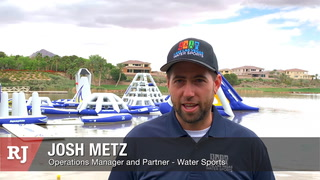 Las Vegas Water Sports Introduces New Attraction At Lake Las Vegas
