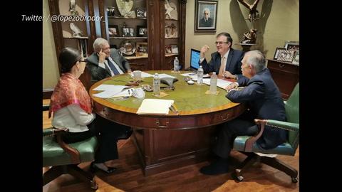 Biden sostuvo llamada con gobernantes de México y Canadá