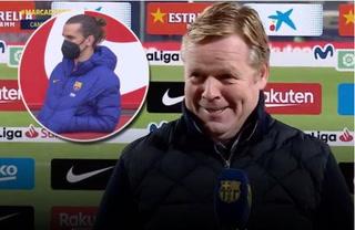 ¿Castigó a Griezmann? Koeman responde tajante sobre la ausencia del francés contra el Sevilla