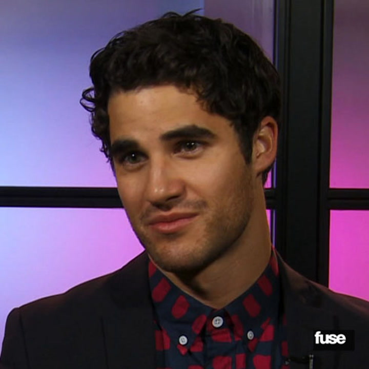 """Darren Criss on Selling Out The """"Listen Up"""" Tour & Fistbumping Obama"""