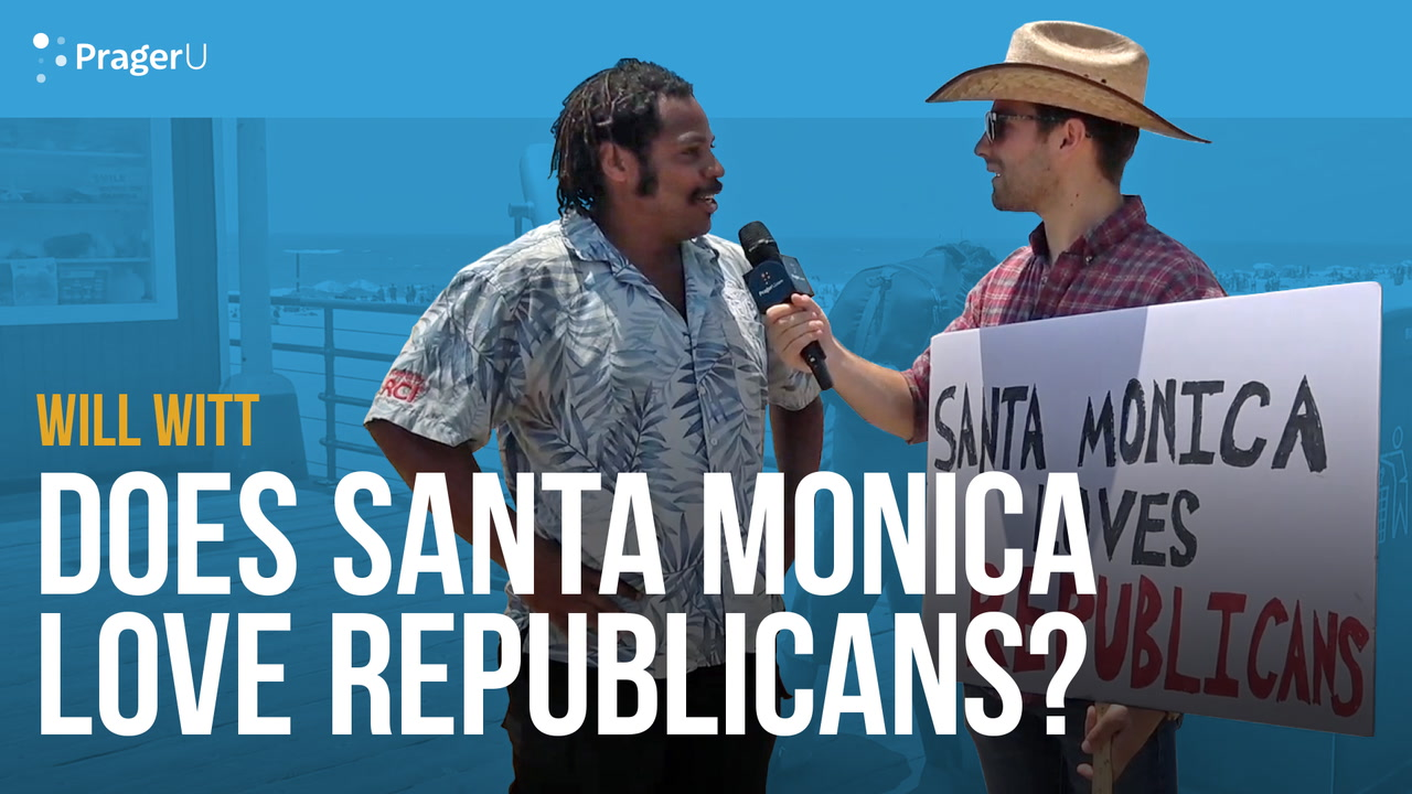 Does Santa Monica Love Republicans?