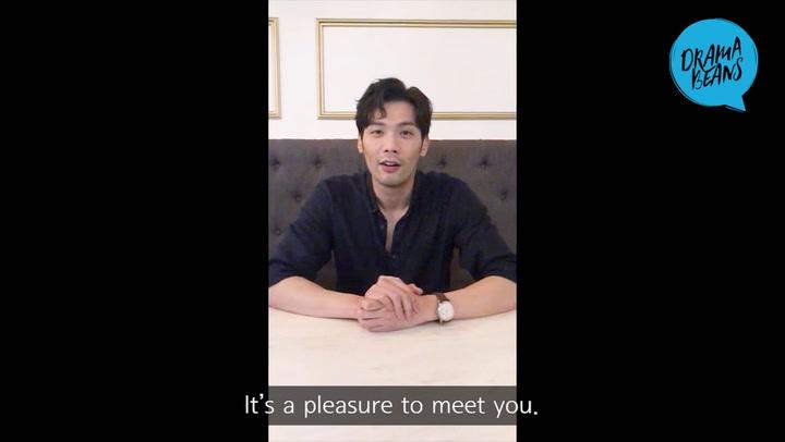 [Hello Dramabeans] Daniel Choi