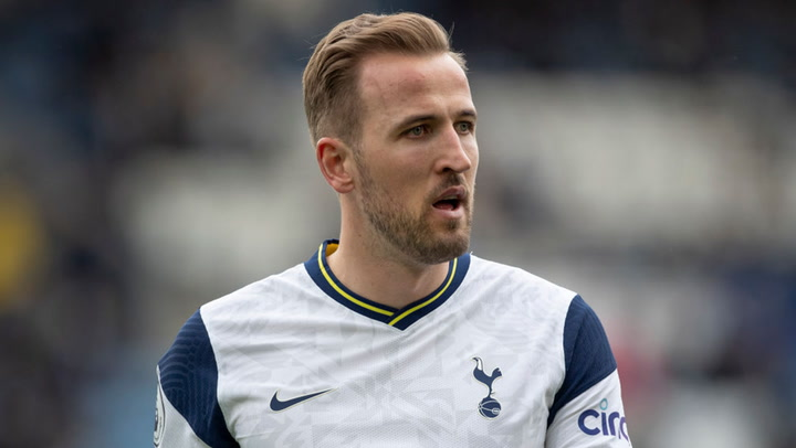 Tottenham Youngster Becomes Second Person To Give Harry Kane Transfer Game Away Mirror Online
