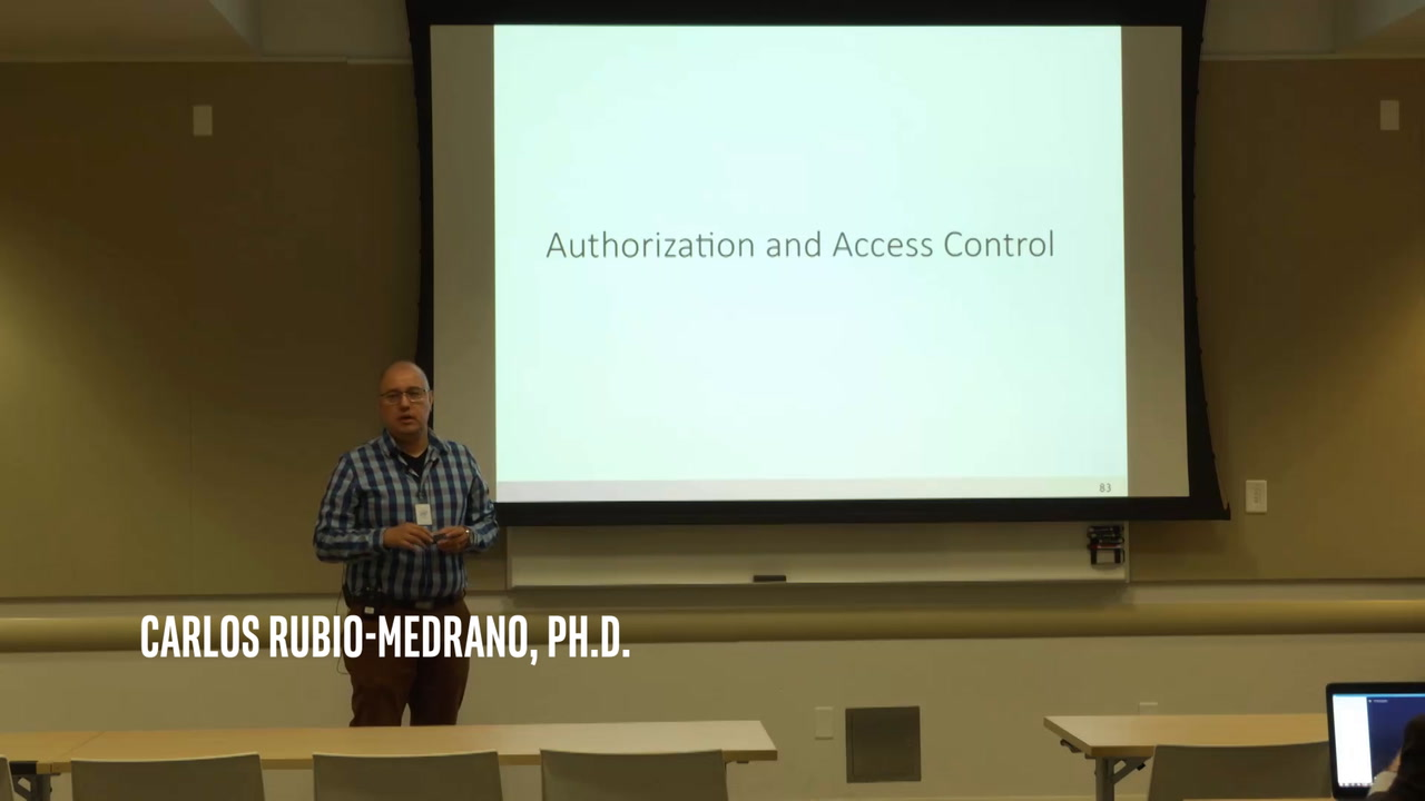 Chapter 1: Authorization and Access Control
