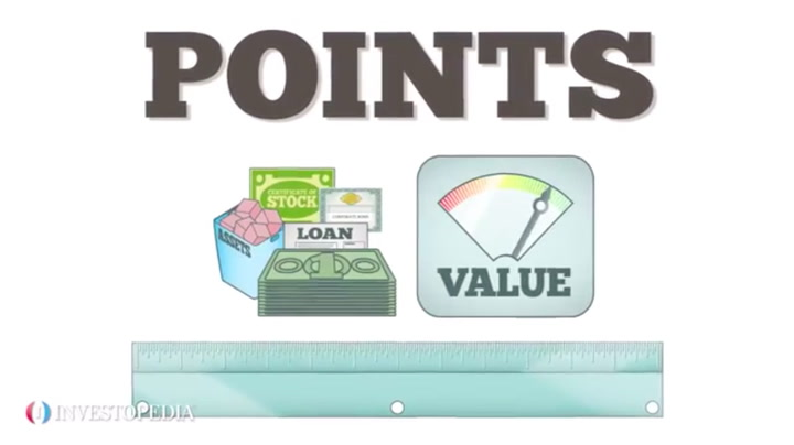 How Points Relate to Financial Instruments