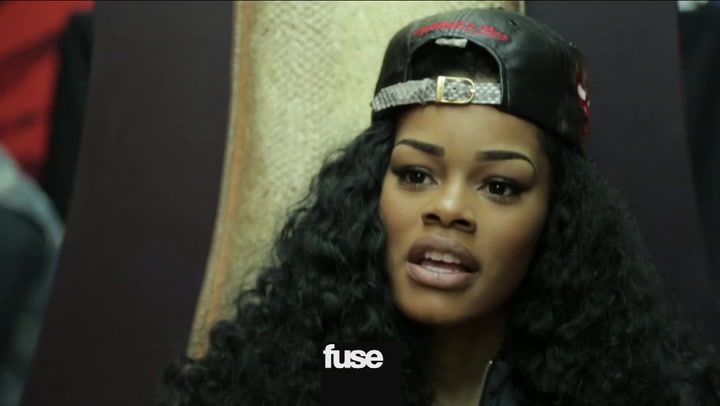 Interviews: Teyana Taylor Interview