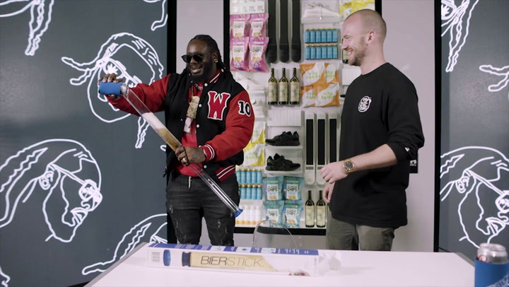 Unboxing with T-Pain at ComplexCon - Ep. 2