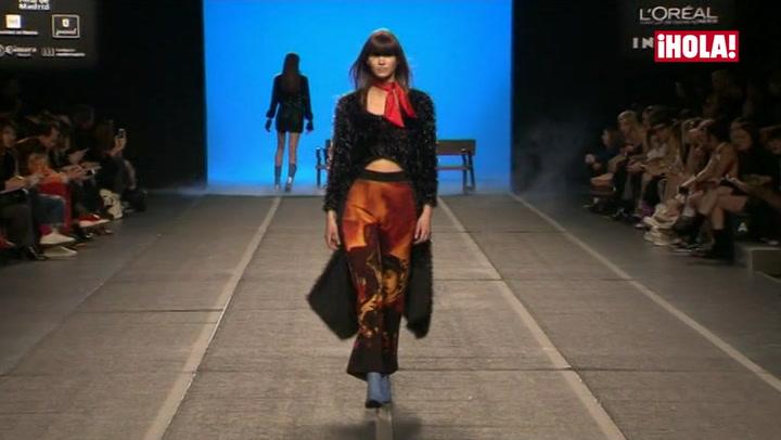Fashion Week Madrid otoño-invierno 2016-2017: María Ke Fisherman