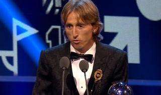 ¡Modric se convierte en el nuevo The Best de la FIFA!