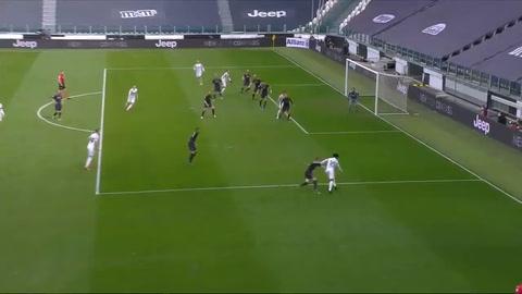Juventus 3-1 Genoa (Serie A de Italia)