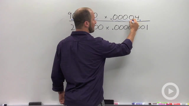 Scientific Notation - Problem 3