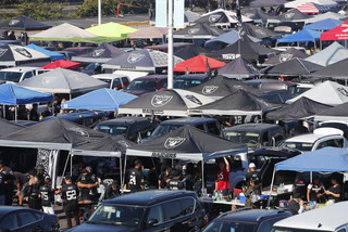 Tailgating Won't Be Problem at Allegiant Stadium – Video