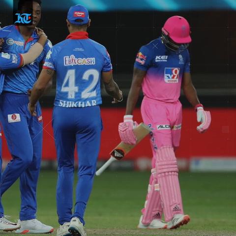 IPL 2020 Wrap: Delhi Capitals beat Rajasthan Royals by 13 runs