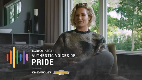 Ashlyn Harris Authentic Voices of Pride