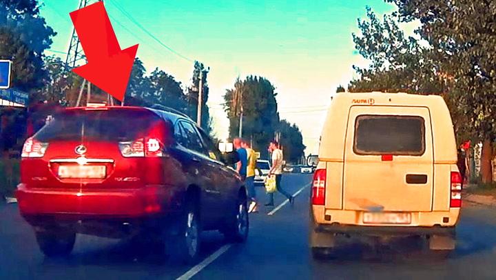 Villkjører tar ingen hensyn under livsfarlig forbikjøring