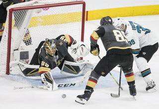 Golden Edge: Knights Fall In Double Overtime 4-3