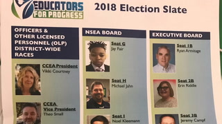 Elections For Clark County Education Association 2018