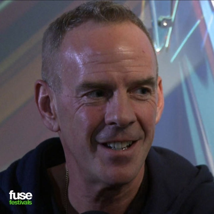 Fatboy Slim On His First Ultra Music Festival