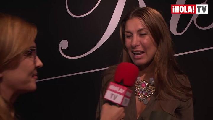 Silvia Casas: \'Hasta que no eres madre, no conoces esta dimensión de querer tanto a alguien. Es maravilloso\'