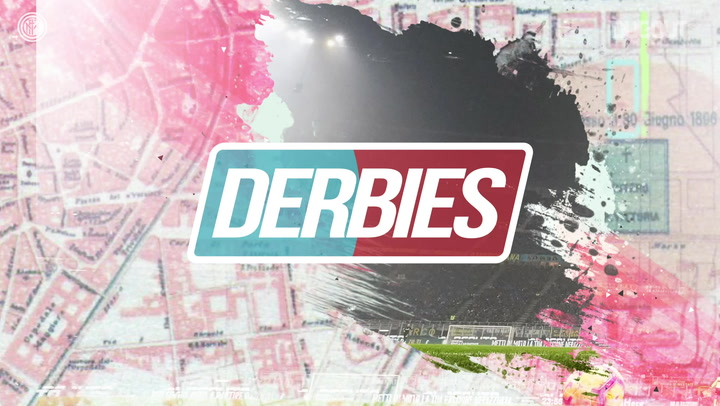 Derbies: FC Internazionale Vs AC Milan