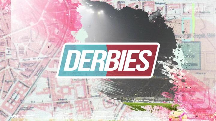 Derbies: FC Internazionale Vs AC Milan
