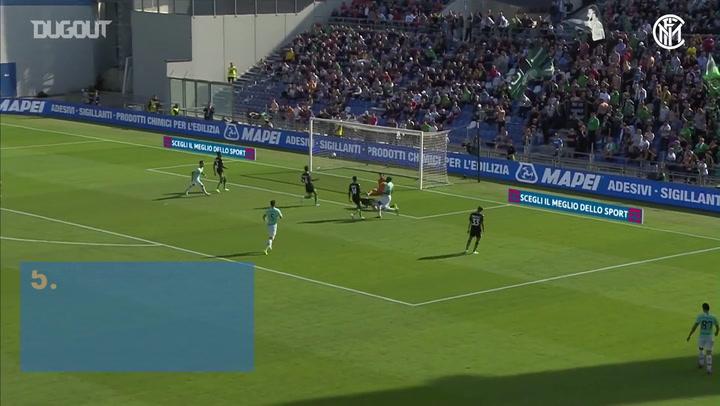 Romelu Lukaku'nun Serie A'da Attığı En İyi Beş Gol