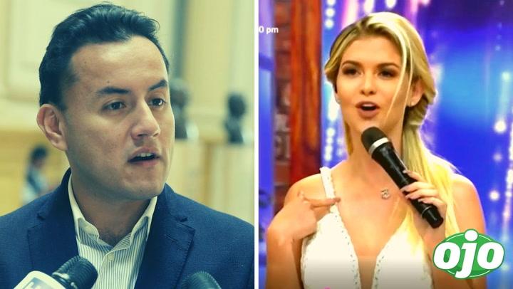 """Brunella Horna mete presión a Richard Acuña: """"primero se casa Ivana Yturbe ¡y luego, me caso yo!"""""""