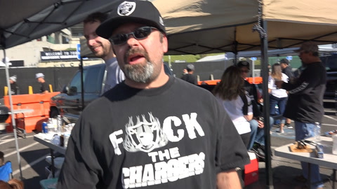 Will Oakland fans support the Raiders after they move to Vegas?