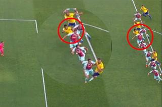 ¡Polémica! Anulan el gol del Cádiz por posición adelantada inexistente del Choco Lozano